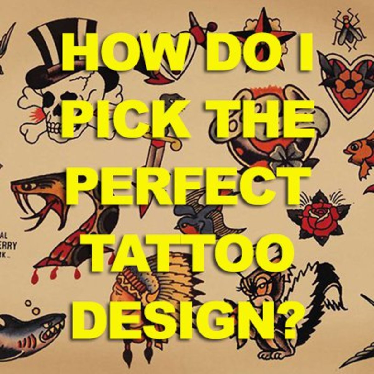 How To Design A Tattoo