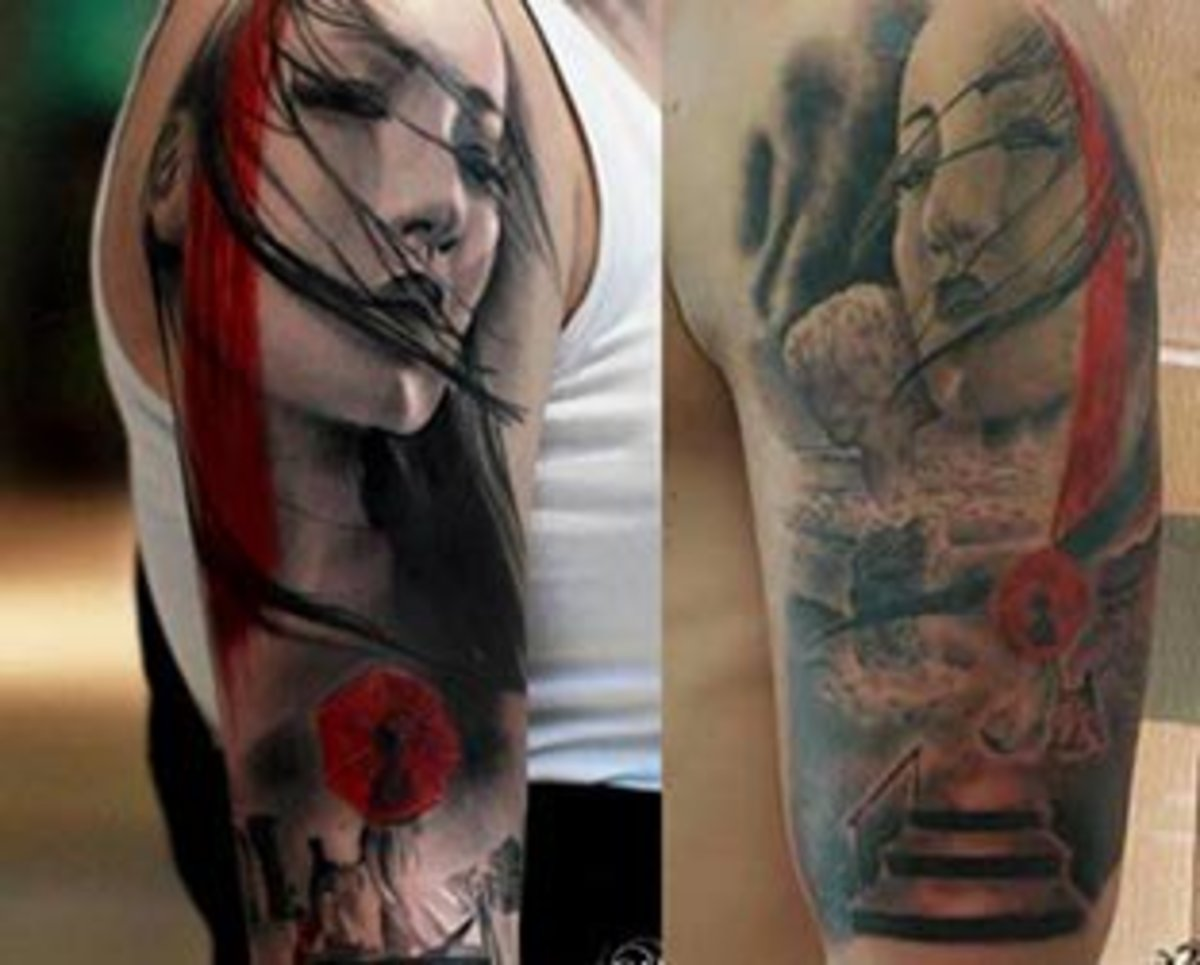 00ed9d587c4c5 Let's Talk About Tattoo Copying - Tattoo Ideas, Artists and Models
