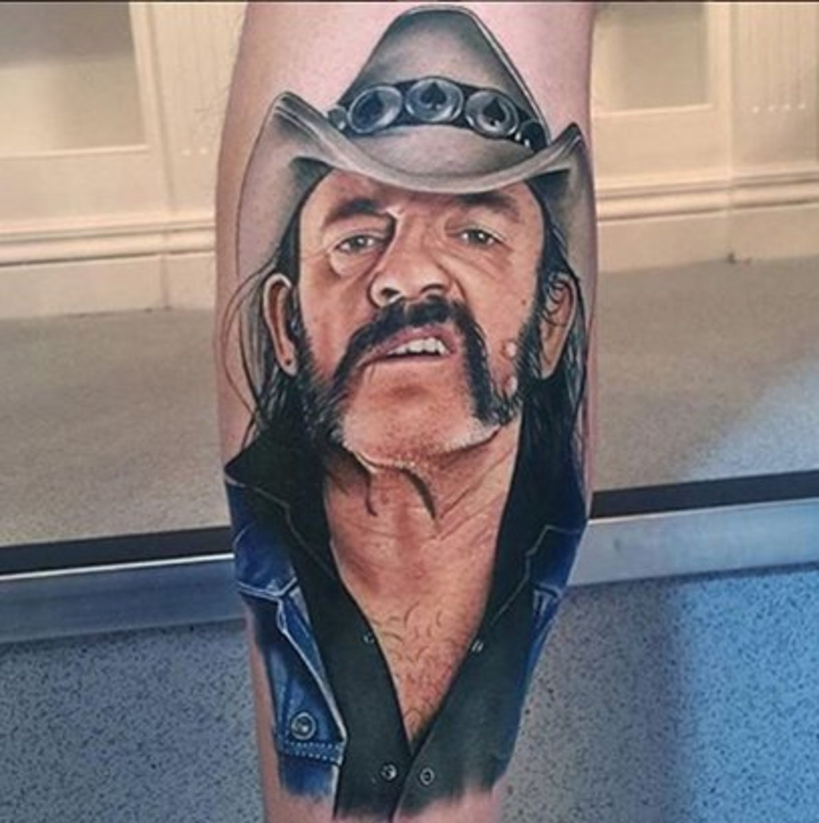 Motörhead's Iconic Lemmy Kilmister Dies at Age 70 - Tattoo