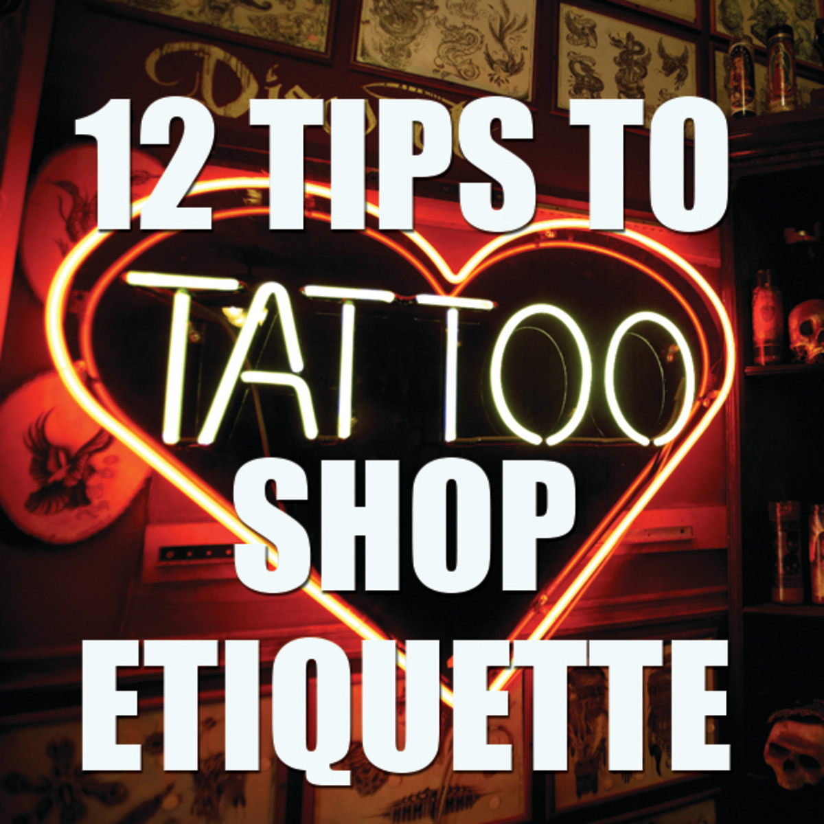 20c06d99eed3b 12 Tips For Tattoo Shop Etiquette - Tattoo Ideas, Artists and Models