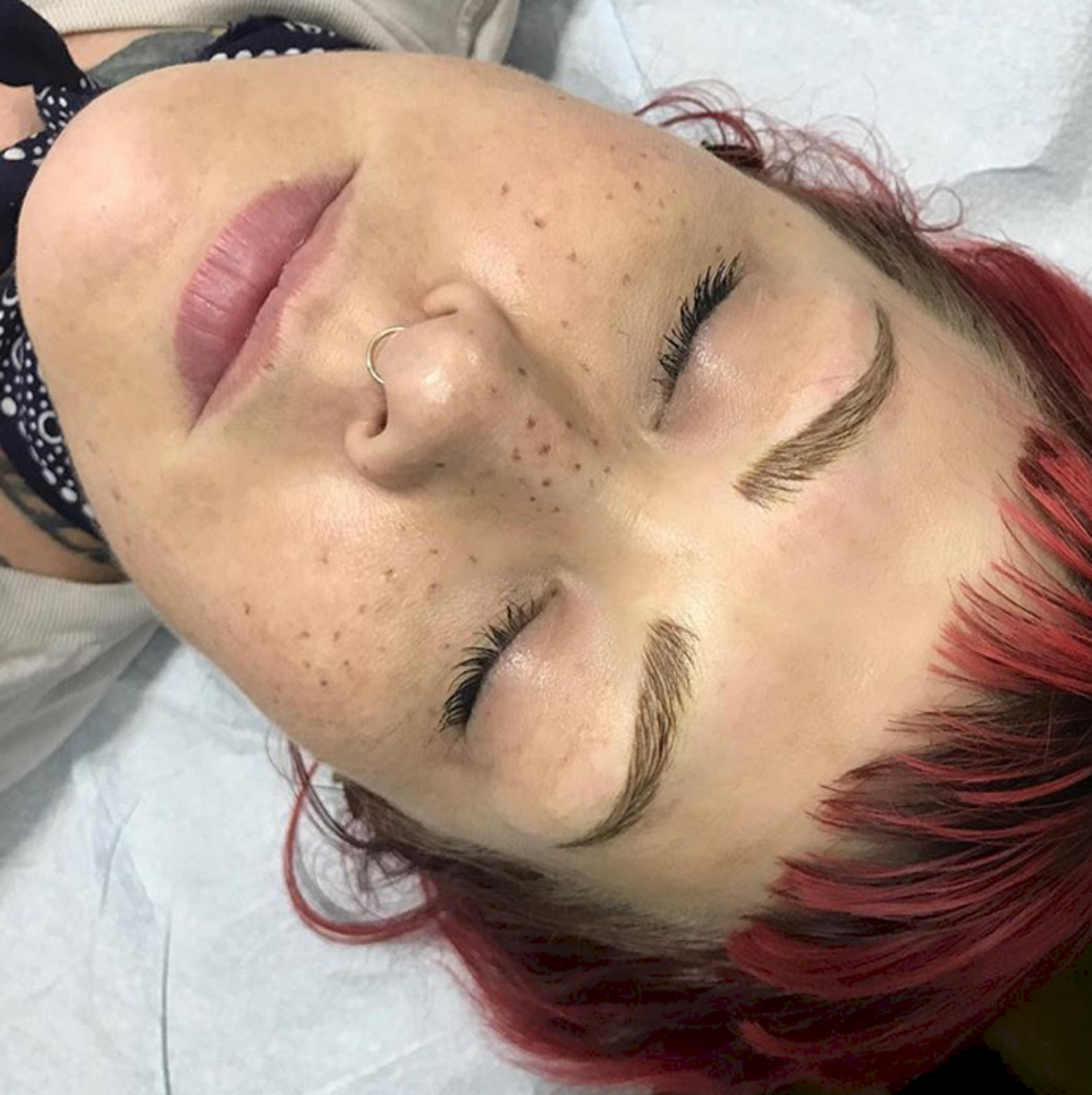 Cosmetic surgery, cosmetic tattoos, microblade tattoos, microblading, freckle tattoos, eyebrow tattoos