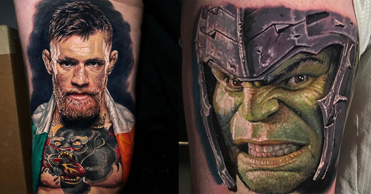 Tattoos Pictures For Men: Tattoo Ideas, Artists And Models
