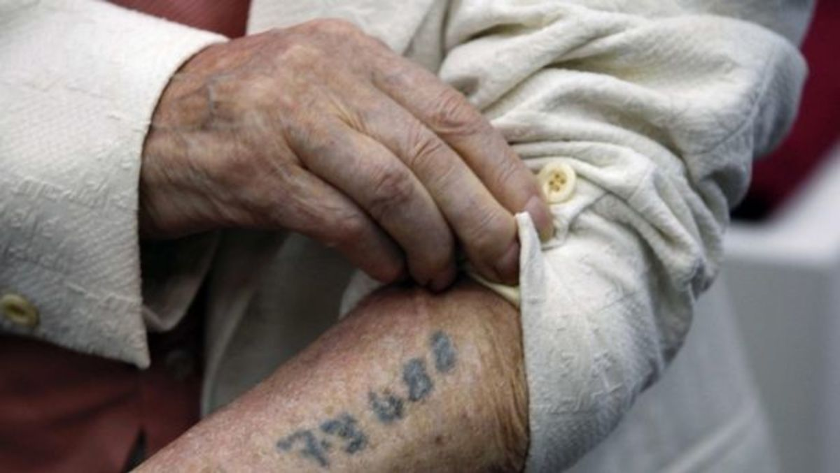Lale Sokolov, Gita Sokolov, Holocaust Survivor, Auschwitz Tattooist, The Tattooist of Auschwitz, Heather Morris