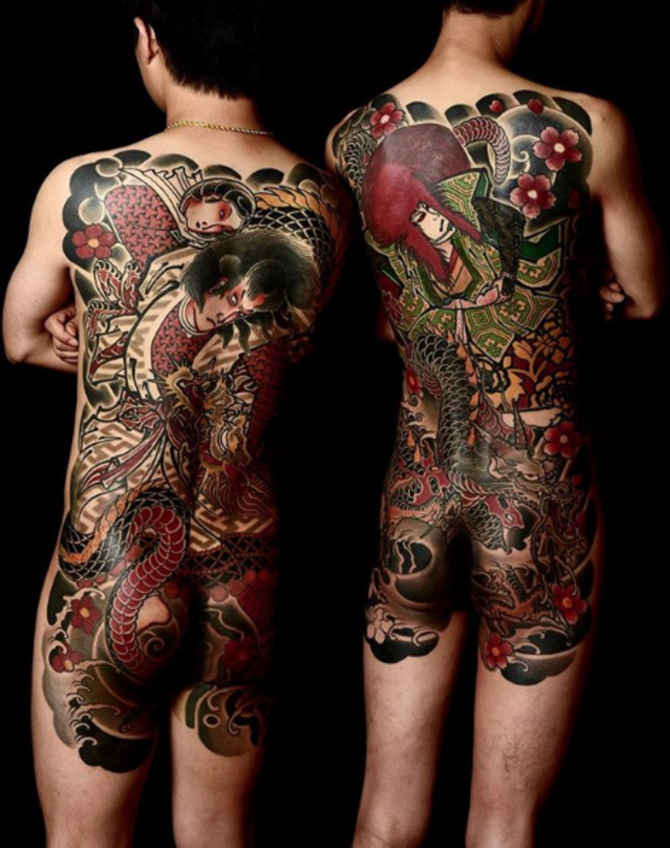 tattoo, tattoo artist, tattoo design, tattoo inspiration, tattoo art, japanese tattoo, inked, inkedmag