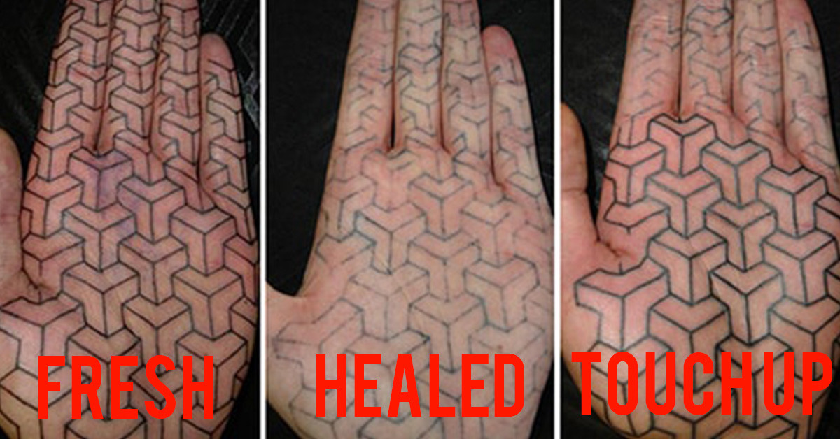 How To Tell If Your Tattoo Healed Poorly