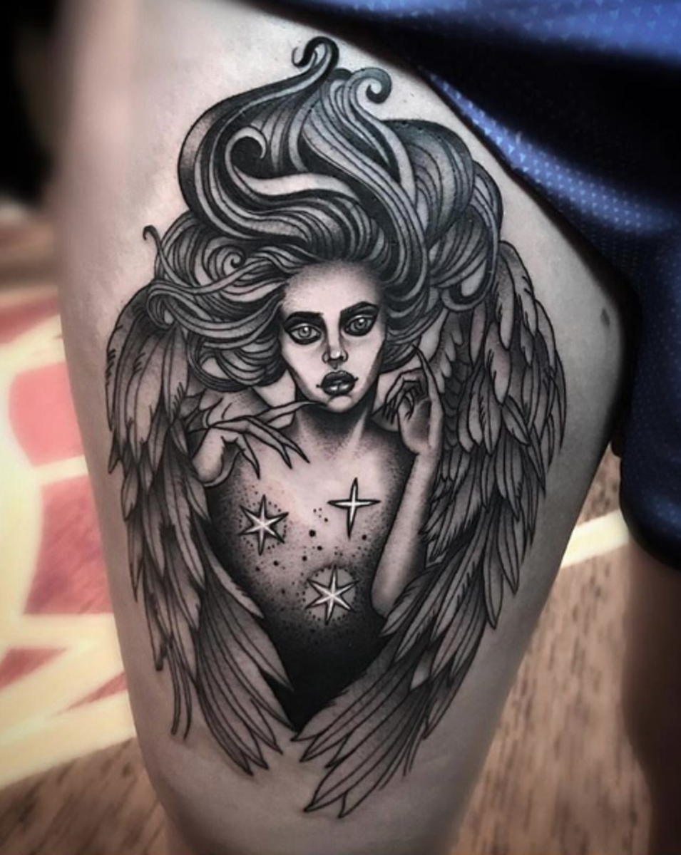 tattoo, tattoo artist, tattoo idea, tattoo inspiration, tattoo design, tattoo art, female tattoo artist, inked, inkedmag