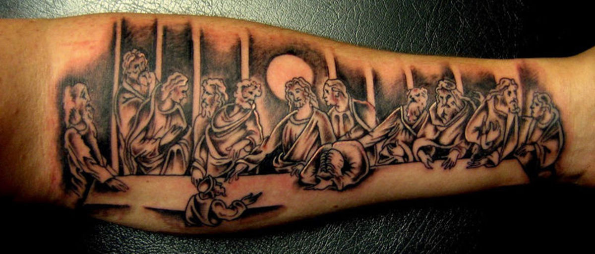 What Does the Bible Say About Tattoos? - Tattoo Ideas, Artists and ...