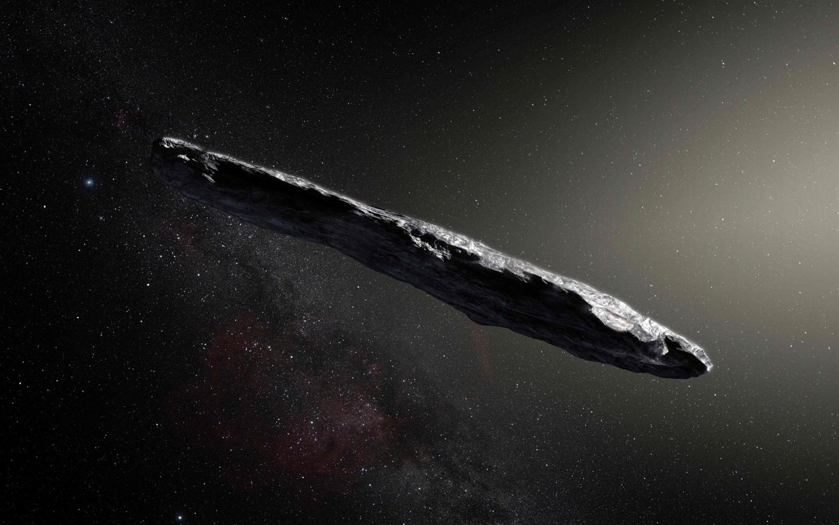Oumuamua, are there any other lifeforms, proof of aliens, extraterrestrial spacecrafts, solar powered lightsails, harvard researchers, Avi Loeb, mysterious spacecraft, alien spacecraft, Stephen hawking