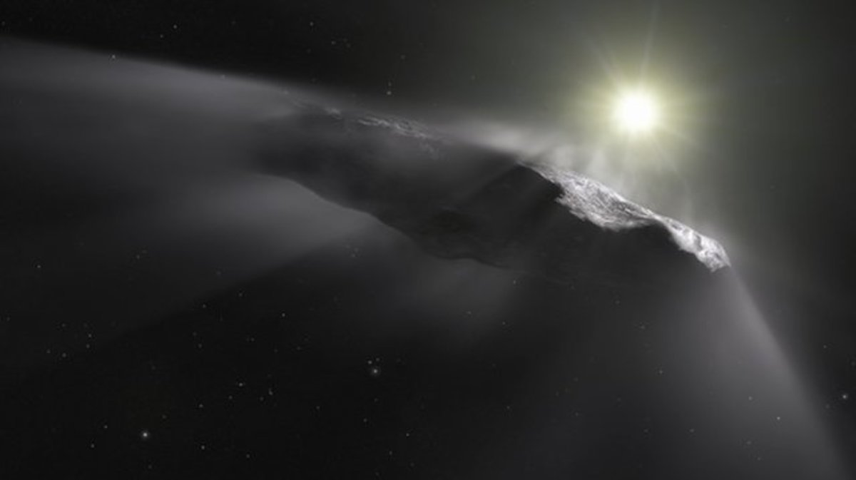 Oumuamua, are there any other life forms, proof of aliens, extraterrestrial spacecrafts, solar powered lightsails, harvard researchers, Avi Loeb, mysterious spacecraft, alien spacecraft, stephen hawking