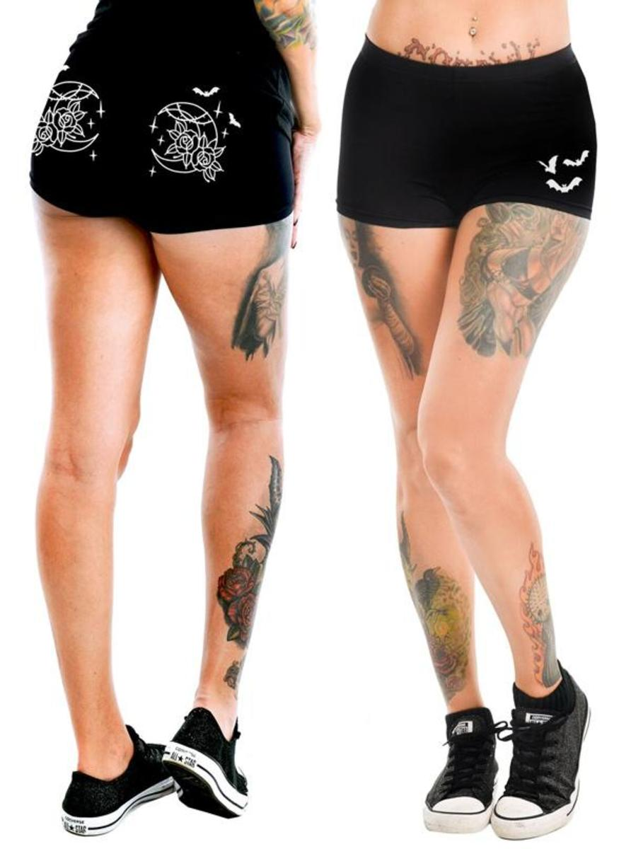 Night Creature Hot Shorts by Too Fast