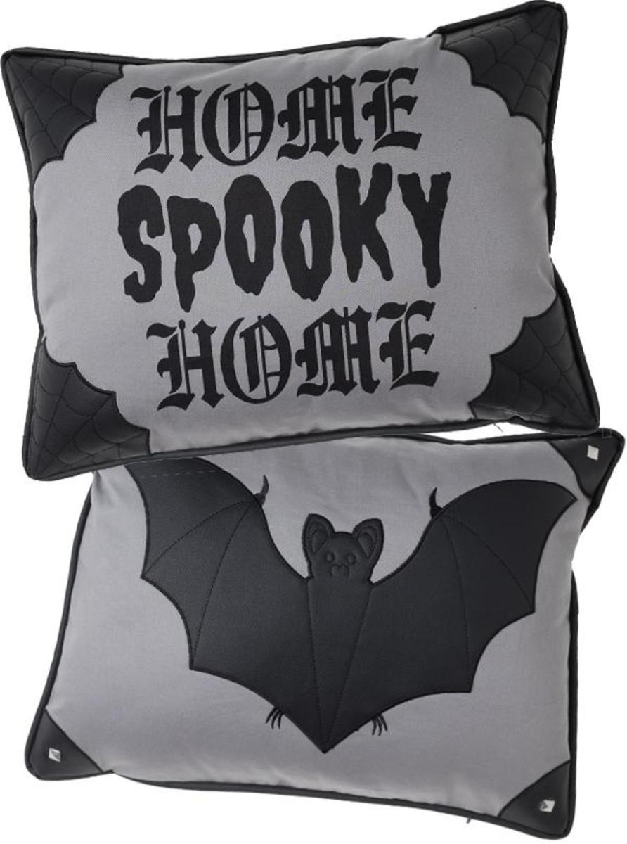 Halloween Collection Canvas Pillows by Sourpuss