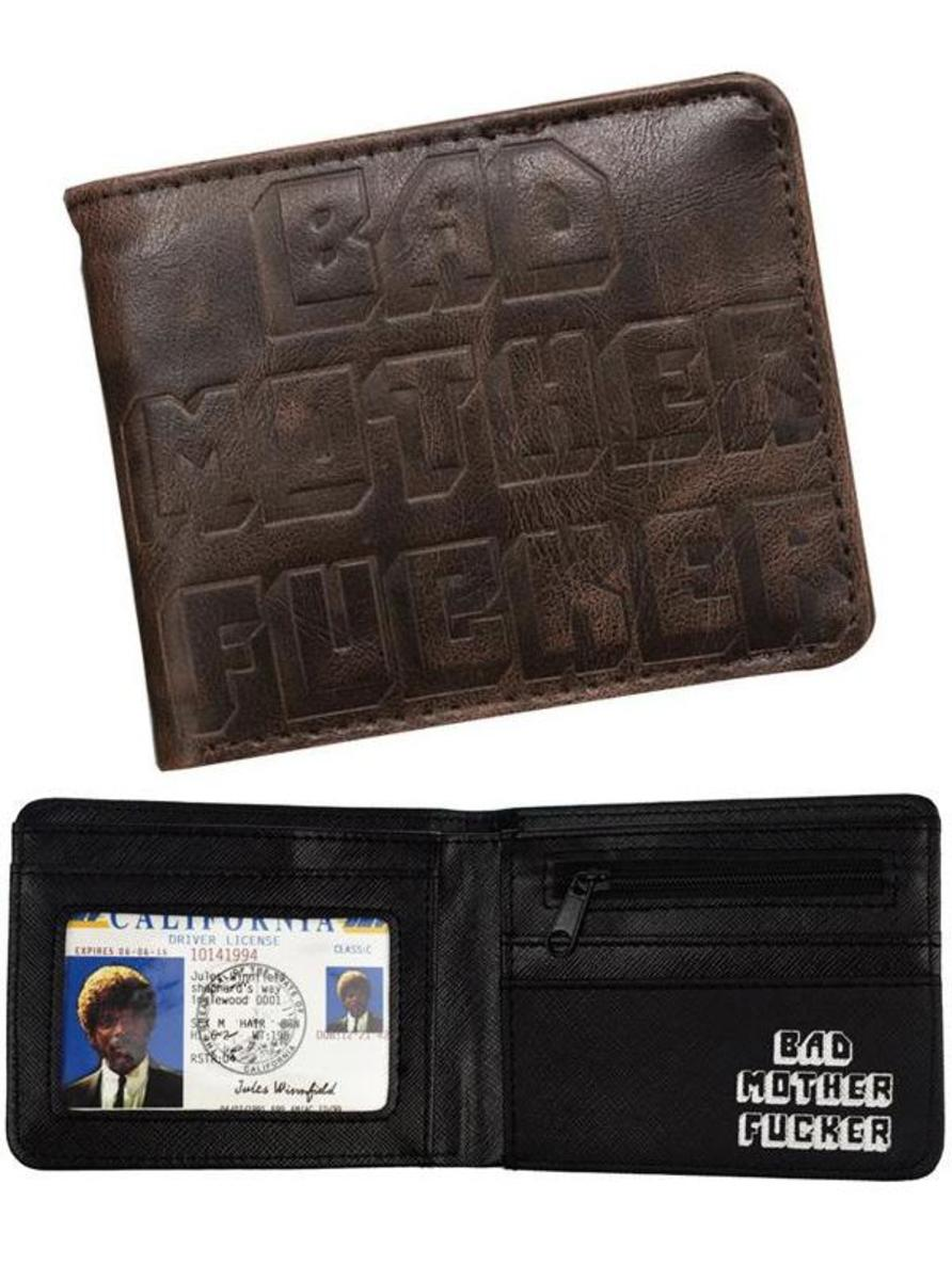 """BAD MOTHERFUCKER"" WALLET"
