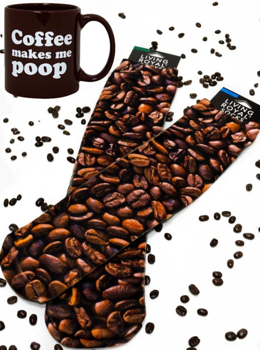 """COFFEE MAKES ME POOP"" BUNDLE"