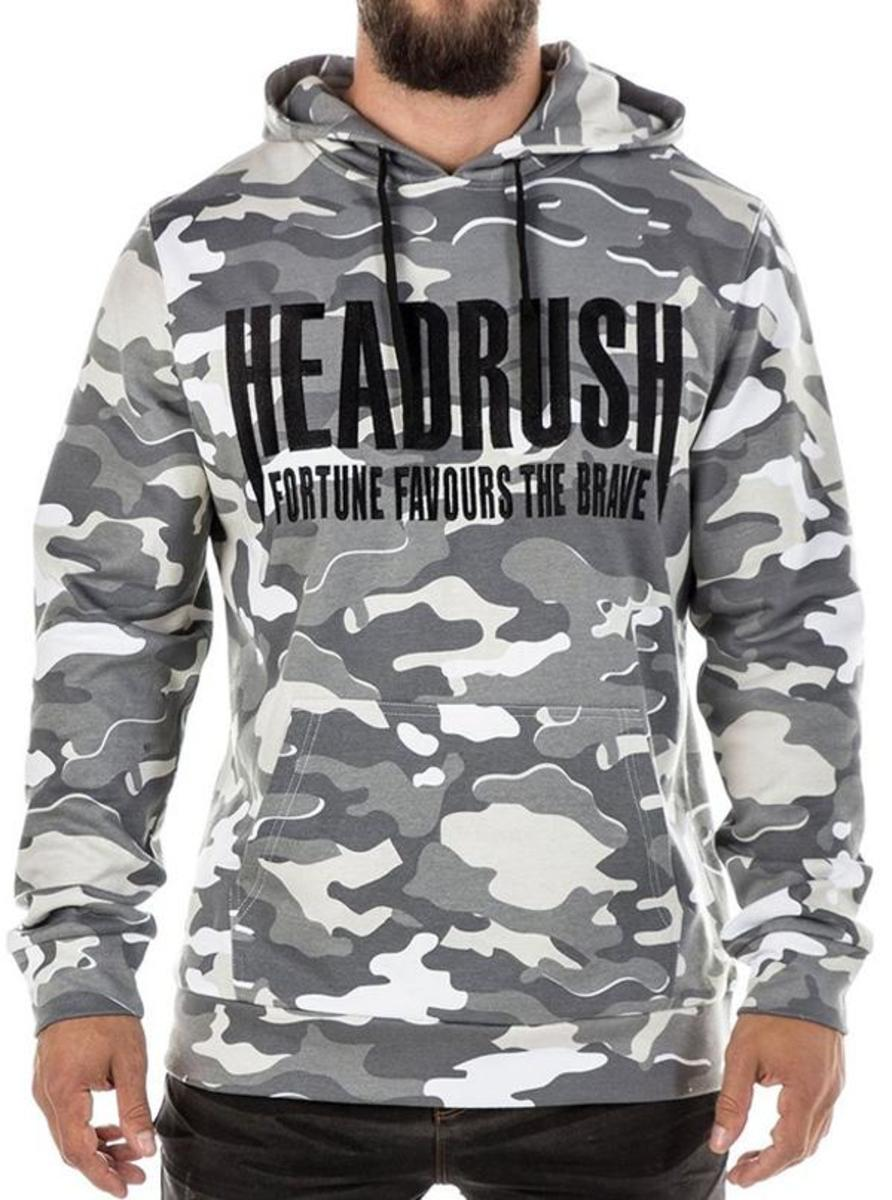 "MEN'S ""DISPATCHED"" HOODIE BY HEADRUSH BRAND"