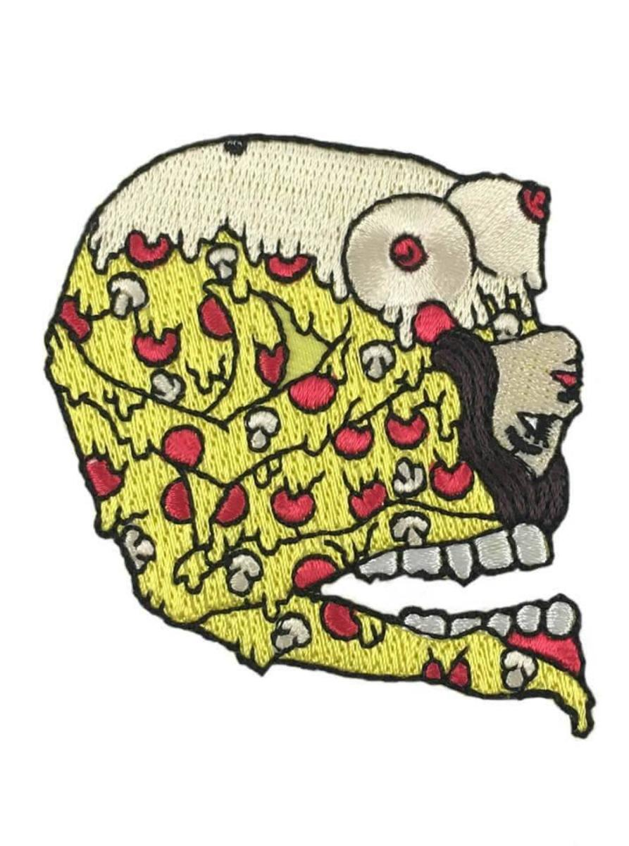 """PIZZA LADY"" PATCH BY PIZZA SHIPS"