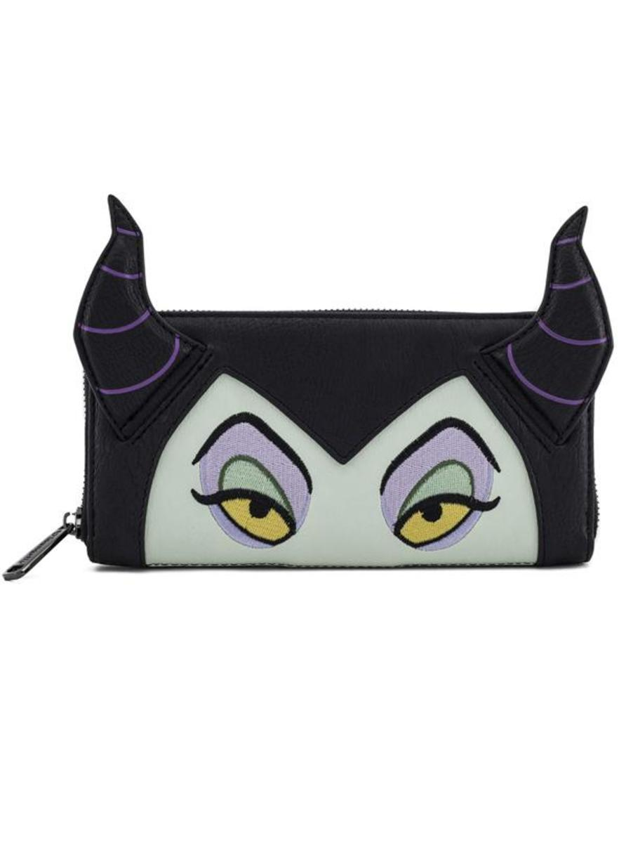 """MALEFICENT"" WALLET BY LOUNGEFLY"