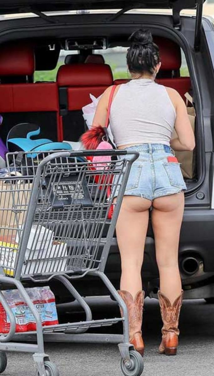 More junk in the trunk!