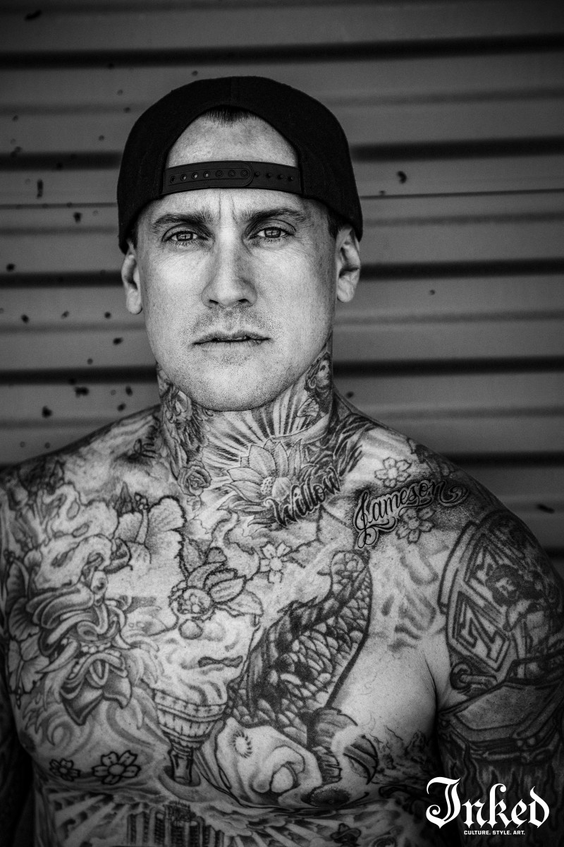 Carey Hart Talks Teaching P Nk To Ride Tattoos And Being On The Ground Level Of Creating The Freestyle Motocross Tattoo Ideas Artists And Models