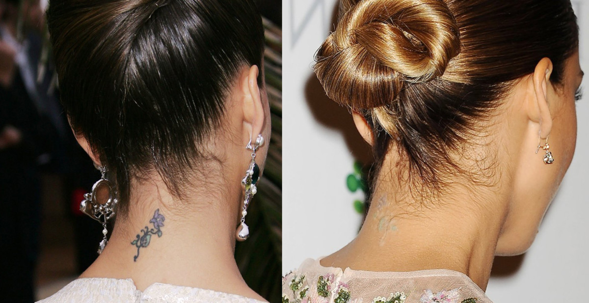 Before and After Jessica Alba's Laser Removal