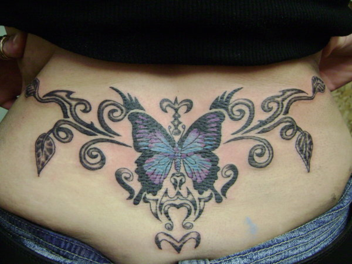 tramp_stamp_butterfly_vines_by_kenpower