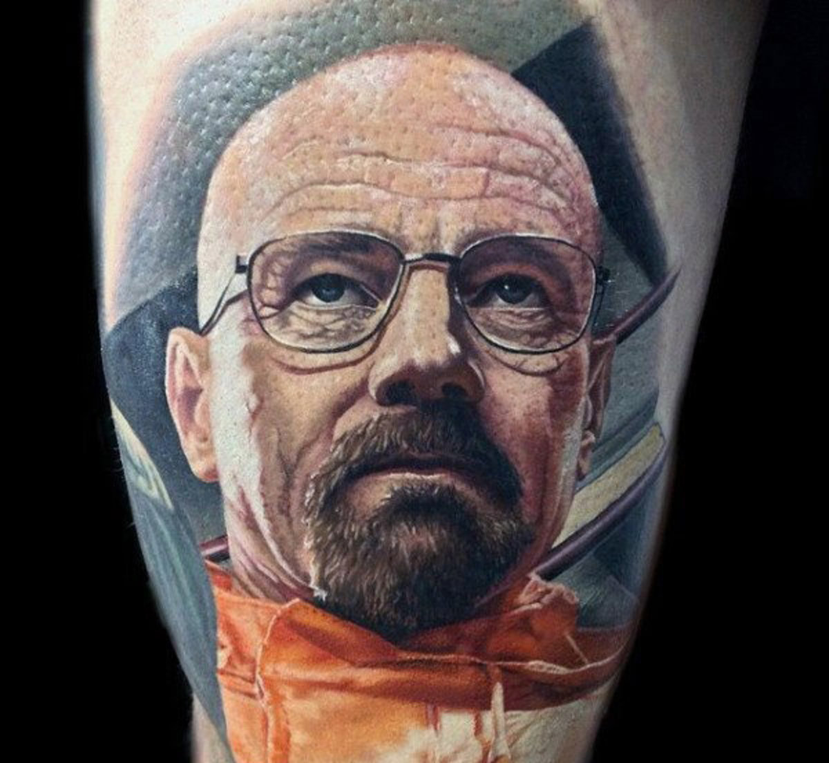 amazing-male-breaking-bad-tattoo-on-thigh