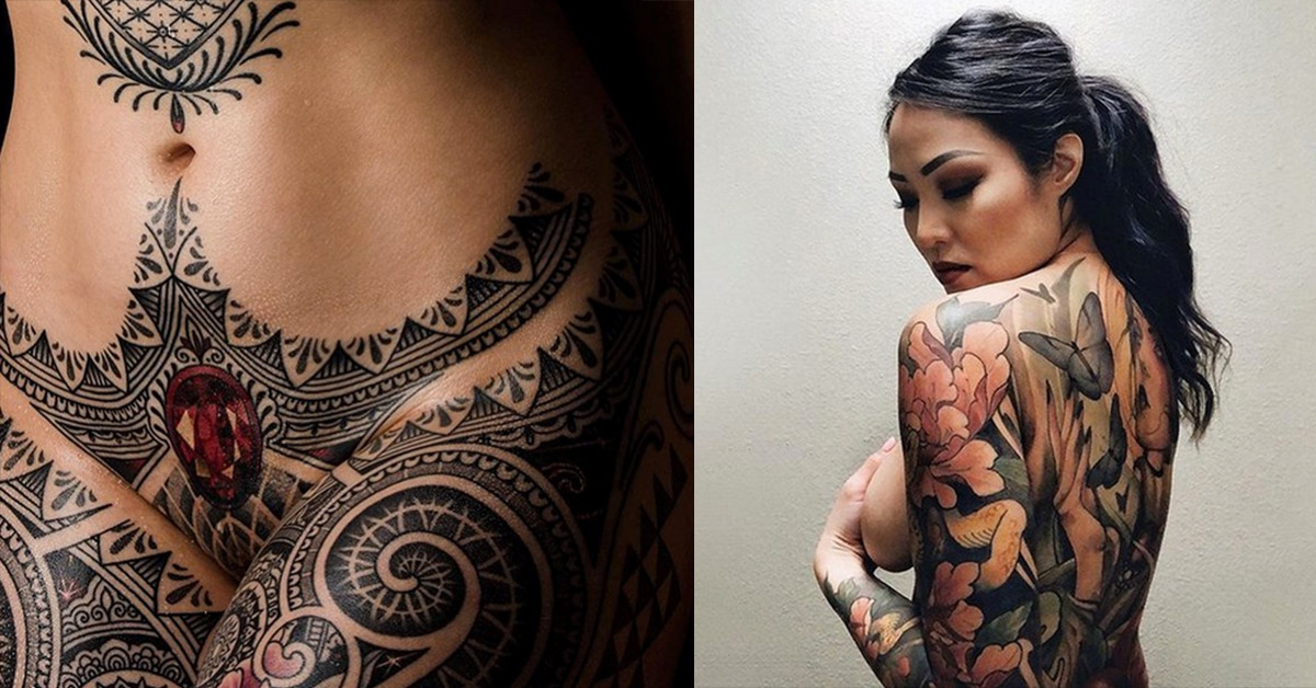 50 Best Tattoos On Women Of 2019 Tattoo Ideas Artists And Models