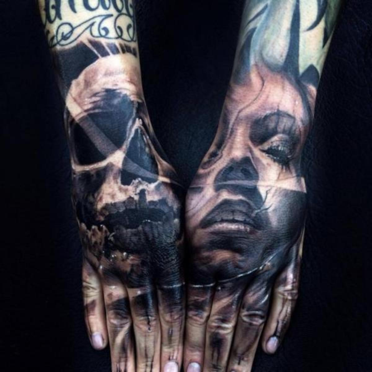tattoo-hand-women-skull