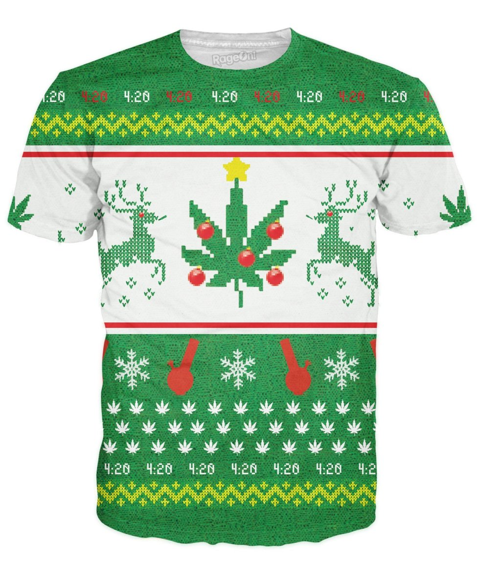 MARY CHRISTMAS T-SHIRT