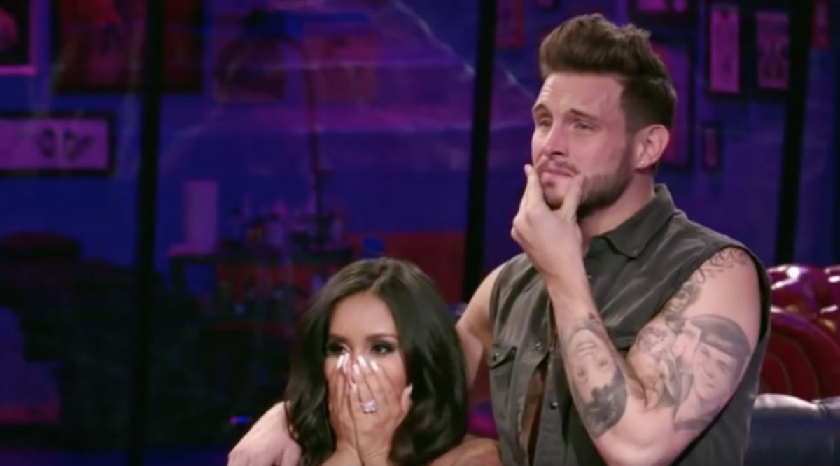 How Far is Tattoo Far proposal, How Far is Tattoo Far, man proposes on How Far is Tattoo Far, MTV How Far is Tattoo Far, Mtv proposal, Denzel Wynn, Diahna Rivera, proposal tattoos, snooki, nico tortorella, nicole polizzi