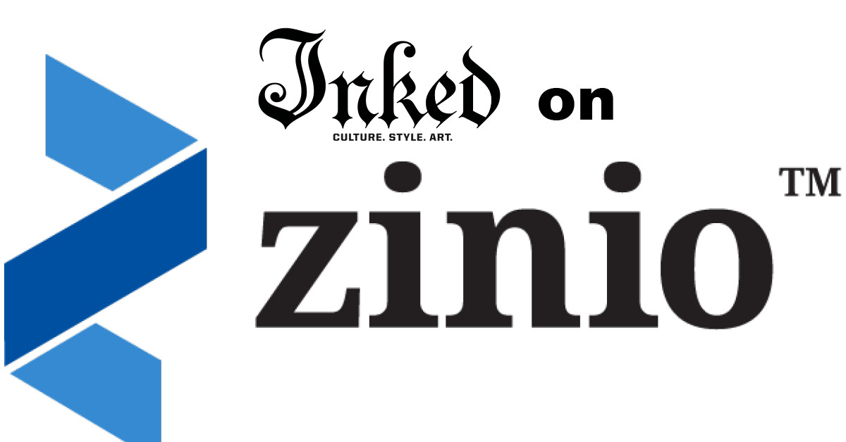 Click here to subscribe to Inked on Zinio!