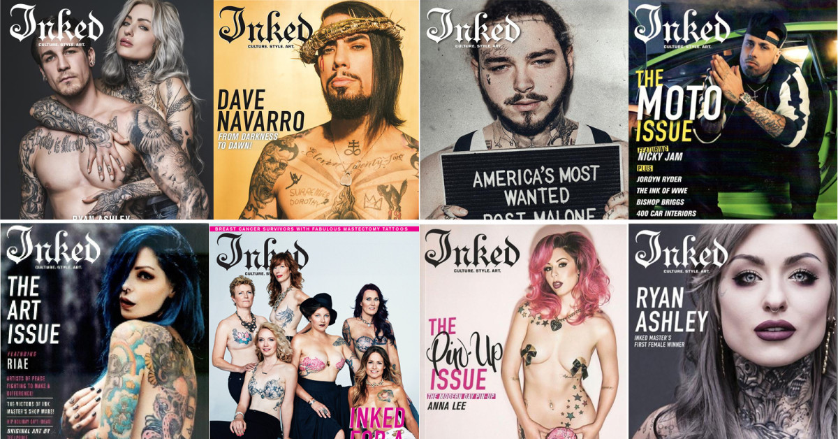 Click here to get your back issues!
