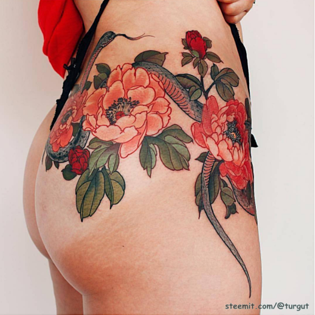 18 Best and Worst Butt Tattoos on Women - Tattoo Ideas, Artists and ...