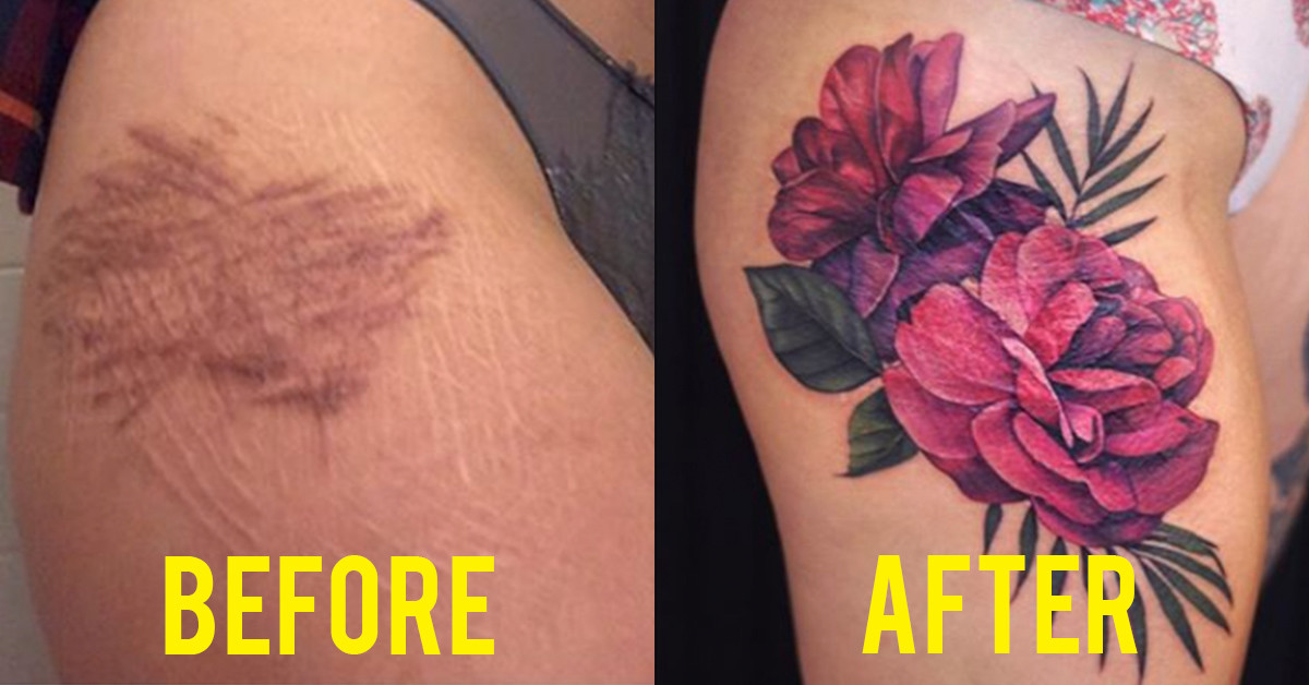 Tattoo Artist Changes The Lives Of People Who Self Harm With Free Tattoos Tattoo Ideas Artists And Models