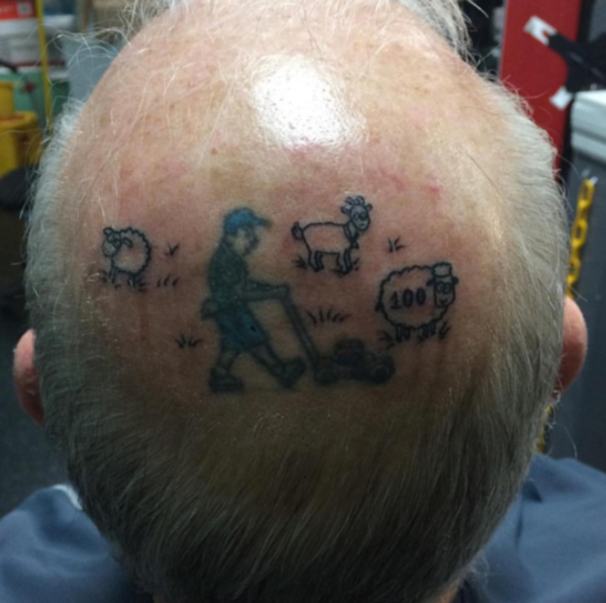 bald-man-with-tattoo-on-his-head
