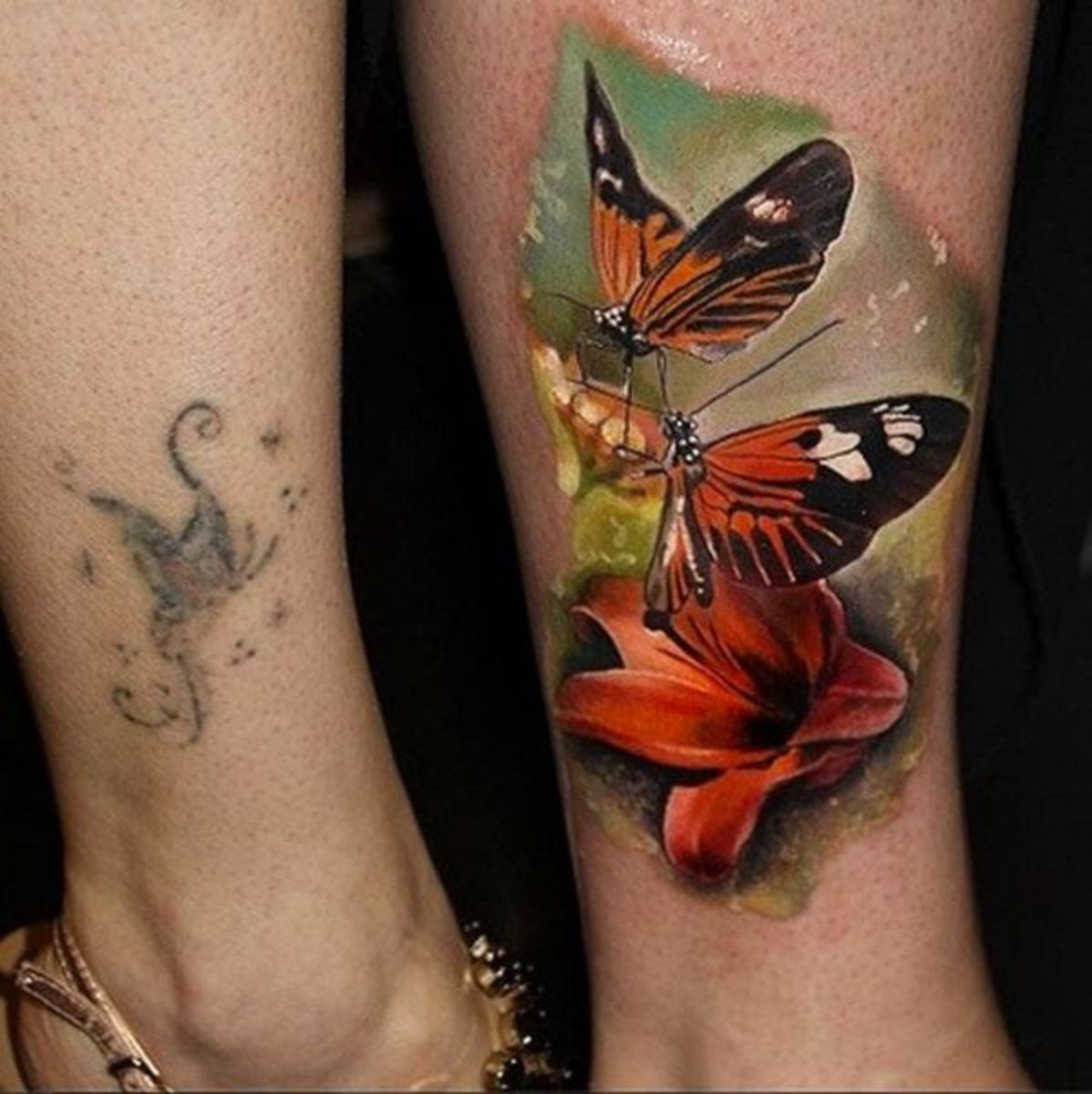 Cover Up Tattoos - Tattoo Ideas, Artists and Models
