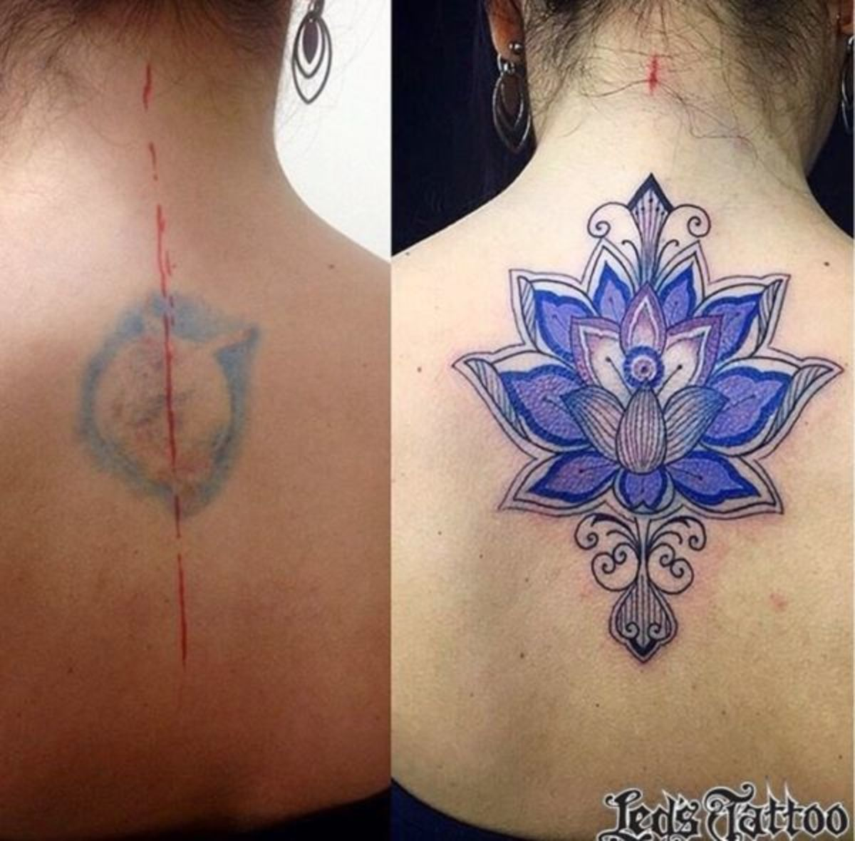 Cover Up Tattoos Tattoo Ideas Artists And Models