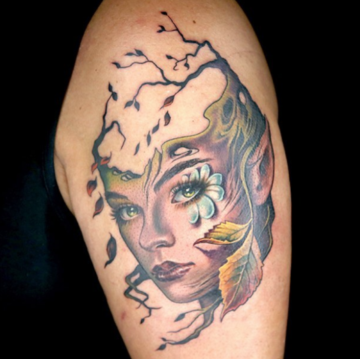These Are The 20 Best Tattoos Created On Ink Master In 11
