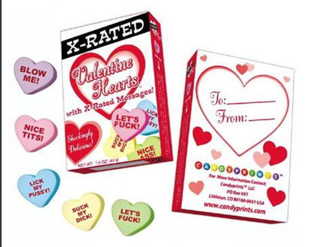 Click the pic and get your X-rated Valentine Hearts!