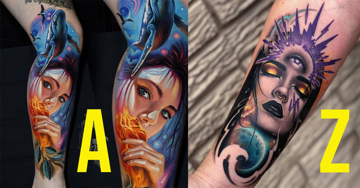 An A Z Guide To The Worlds Best Tattoo Artists Tattoo