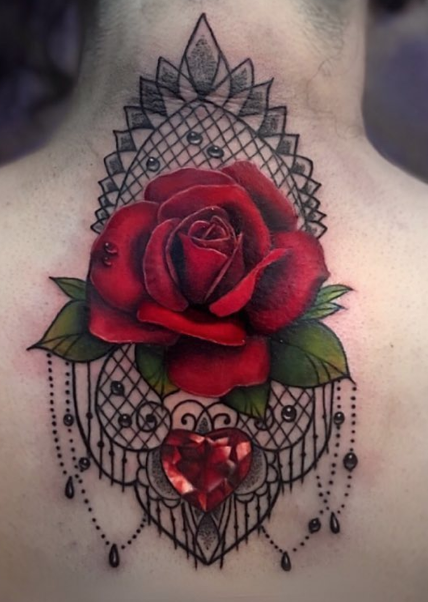 Tattoo by Reese Hilburn