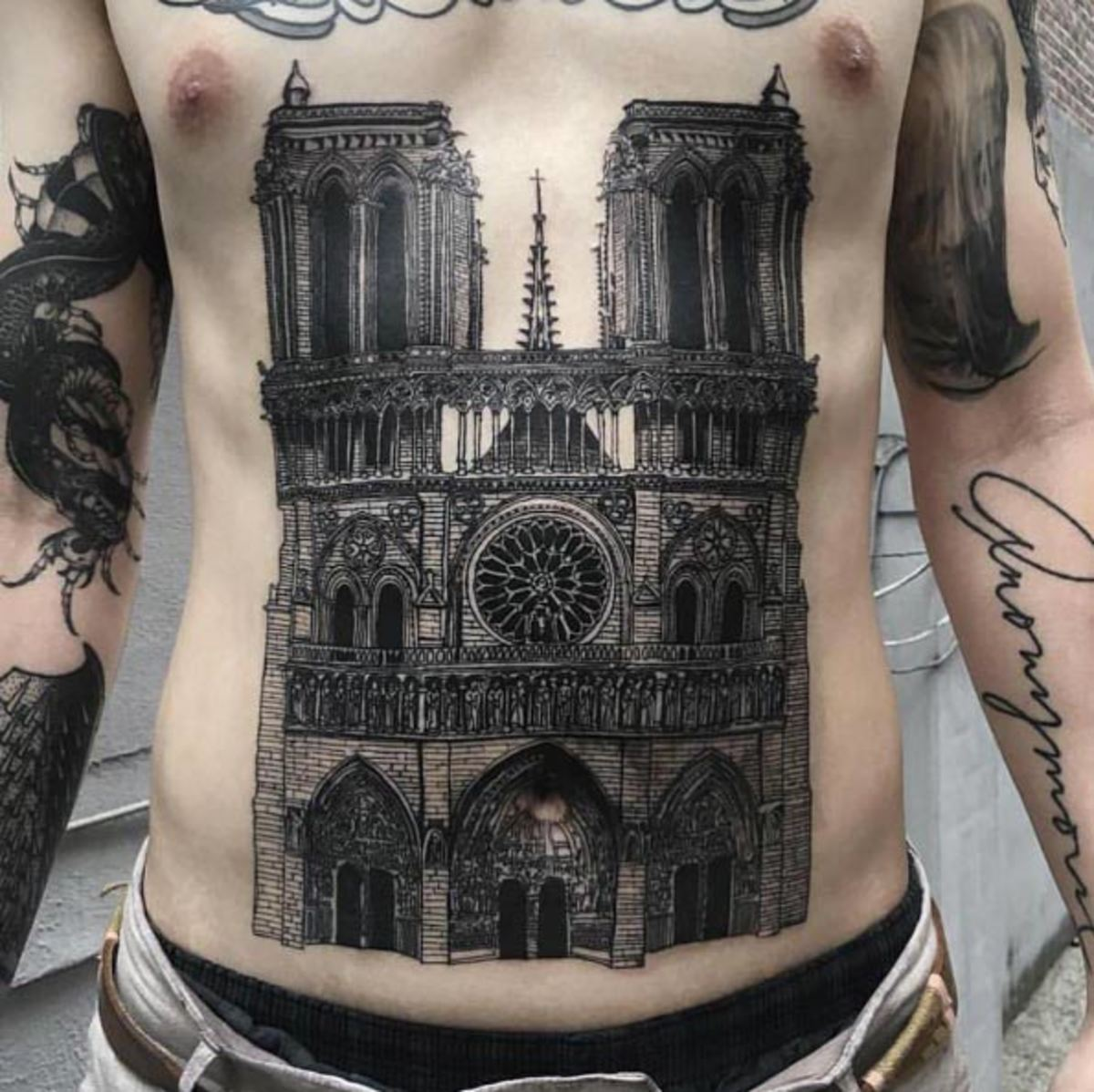 notre-dame-cathedral-tattoo
