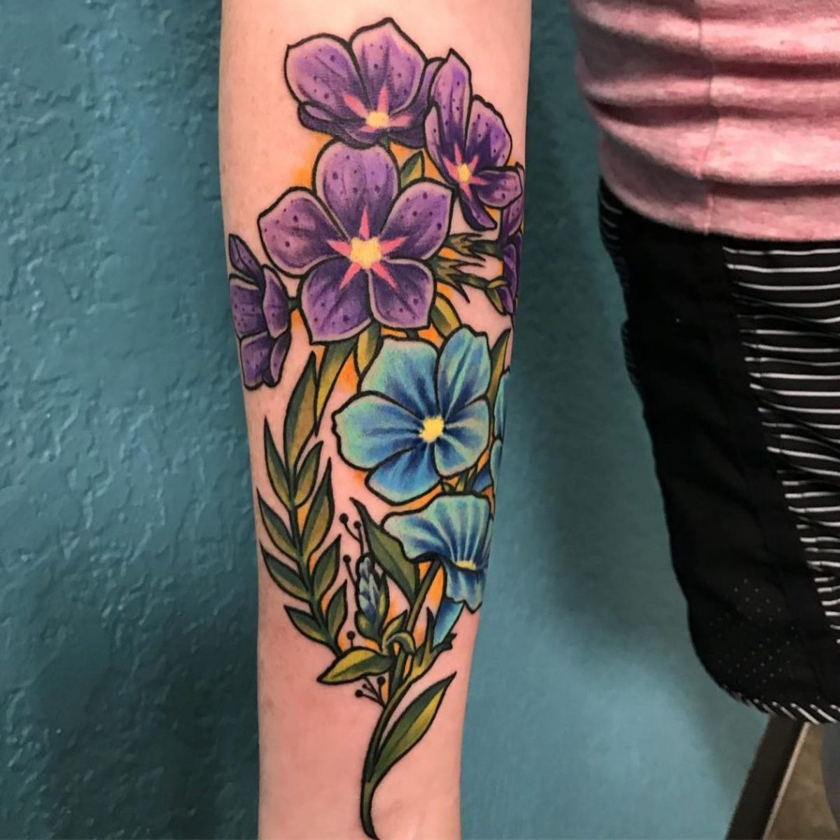 Your A Z Guide To Flower Tattoo Meanings Symbolisms And Birth