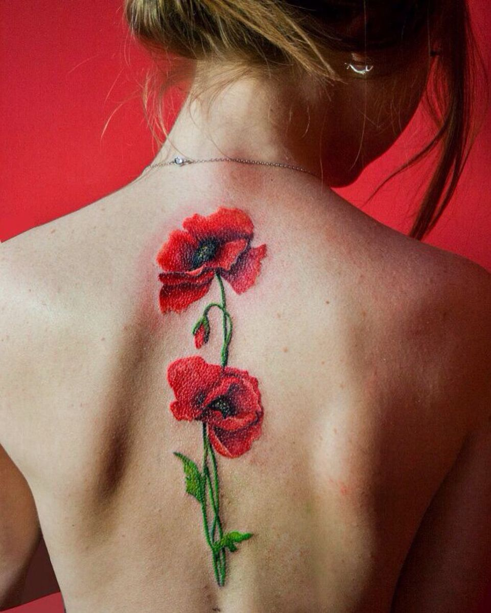 Your A-Z Guide to Flower Tattoo Meanings, Symbolisms, and