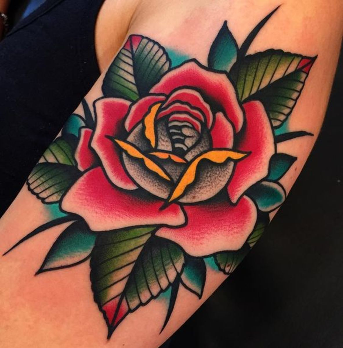 Your A,Z Guide to Flower Tattoo Meanings, Symbolisms, and