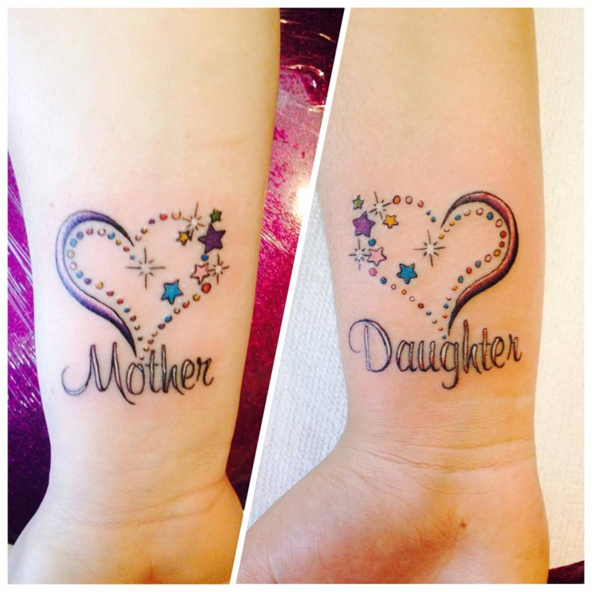 wonderful-mother-daughter-tattoo-ideas-pictures-child-designs-small-mom-and-tumblr-tribal-superb-unusual-mothers-day-to-honor-the