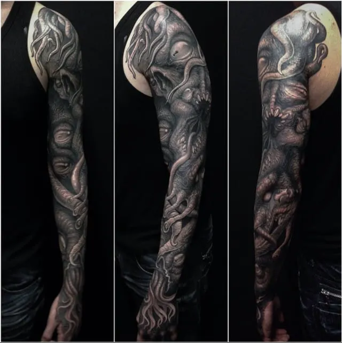 Tattoo by Clod The Ripper