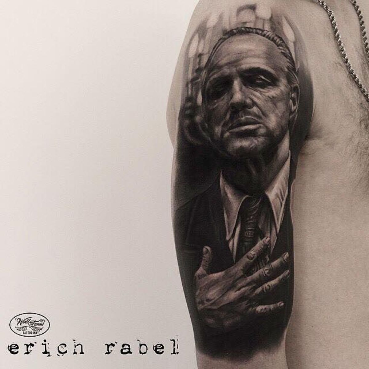 Tattoo by Erich Rabel