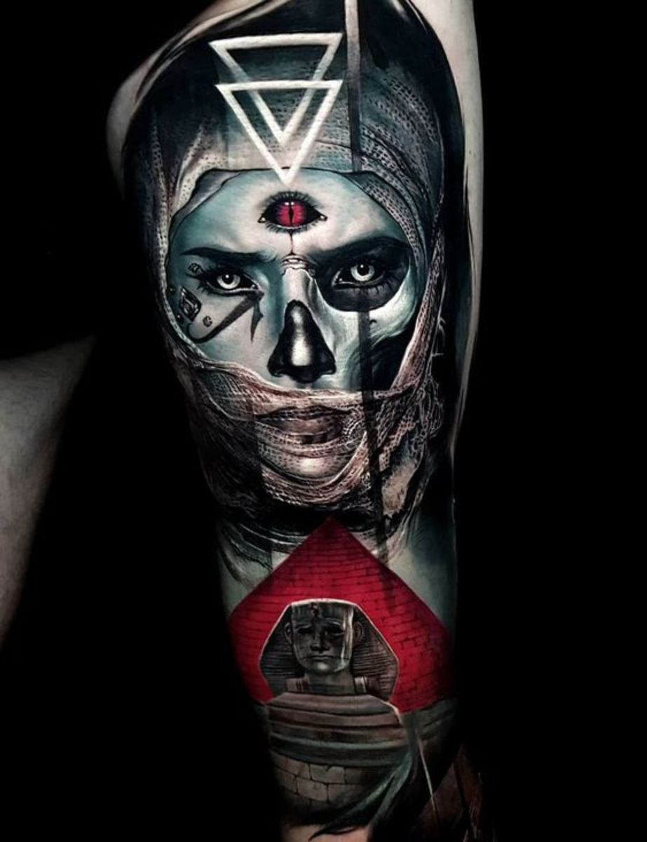 Tattoo by ATA Ink