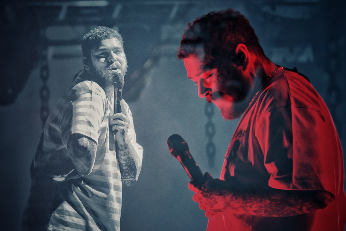 Post Malone, Photos by Kevin Wilson