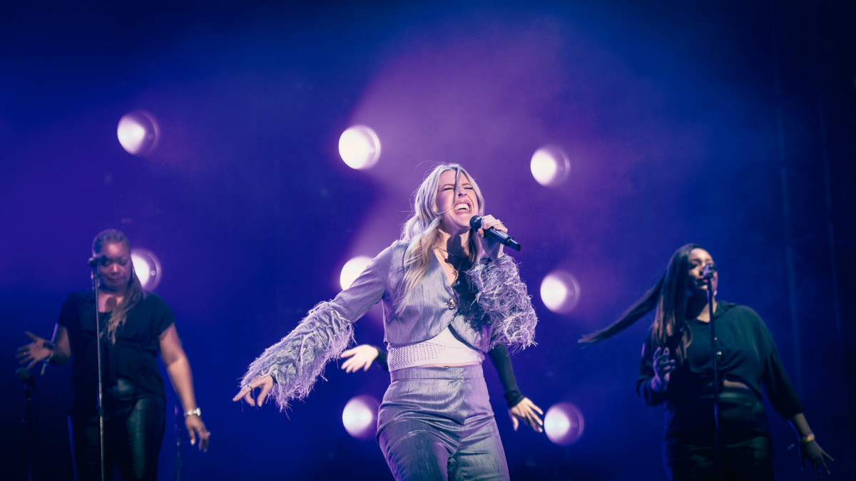 Ellie Goulding, Photos by Kevin Wilson